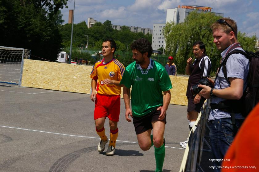 Vasluianu, jucator de camp